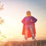 Børn kan være hvad som helst i fantasien
